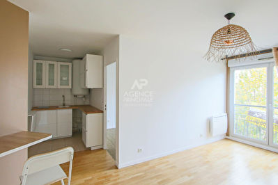 Photo n° 1 - Appartement Carrieres Sous Poissy 2 pièce(s) 36 m2